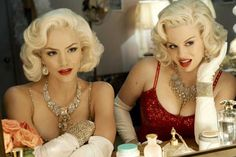 This was the closet I found before you found the other pic. -- love the Marilyn Monroe hair!