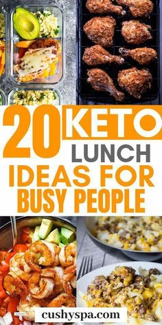 Try these keto lunch ideas for work and make your own low carb meals for the office. These are great for keto meal prep, low carb diet and any healthy diet. diet 20 Keto Lunch Ideas for Busy People Ketosis Diet, Ketogenic Diet Meal Plan, Keto Meal Plan, Diet Meal Plans, Atkins Diet, Diet Menu, Paleo Diet, Vegetarian Keto, Paleo Food