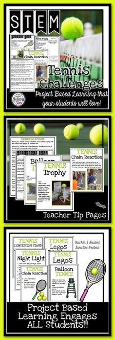 STEM Tennis Challeng
