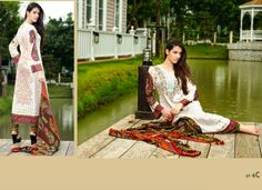 Shari Textiles have to launch a limited collection of the Eid dresses 2013. This collection stores within a few days that people can get from nationwide stores. In Pakistan Shariq textile lead the fashion brands that can launched awesome collection few months in past.