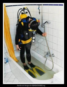 Confined Water Dive! Guilty of several.