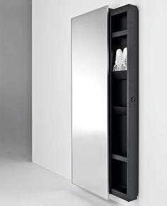 Igma Mirrored Rotating Shoe Storage Solution See More SHkafyi Dlya Obuvi V Prihozhuyu 11