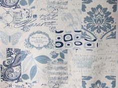 Colombia fabric from Rodeo Home