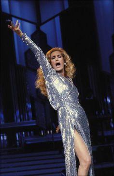 Dalida, la chanteuse des samedis soirs, chez les Carpentiers ✨