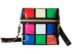 Betsey Johnson - Kitch Rubix Crossbody (Multi) Cross Body Handbags