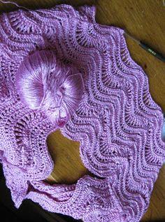 Casa da Salete: Vestido de croche ( Vanessa Montoro )