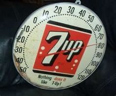 7`up Thermometer