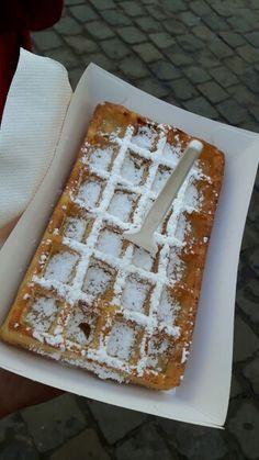 Waffels Brussels, Waffles, Sweet Tooth, Breakfast, Food, Morning Coffee, Essen, Waffle, Meals