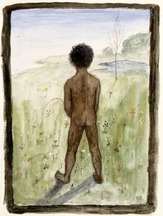 Black Boy on the Meadow, 1897 by Hugo Simberg on Curiator, the world's biggest collaborative art collection. History Class, Art History, Odilon Redon, Digital Museum, Collaborative Art, Black Boys, Online Gallery, Online Art, Medieval