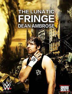 I'll always love Dean Ambrose no matter what, heel or face <3