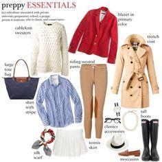 Preppy Style Guide 2017 For Ladies: Look Classy, Feel Modern - StyleDebates.com