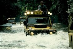 camel trophy | Collection of Defender 110 video's from around the world