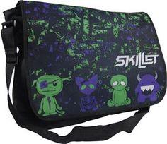 Want:  Skillet Little Monster Messenger Bag