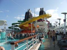 Norwegian Epic cruise ship.