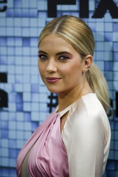18 July 2015 -  Ashley Benson attends the 'Pixels' New York Premiere at Regal E-Walk in New York.