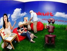 Yakult Experiential Marketing campaign