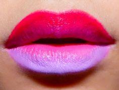 #ombre an incredible lip choice!