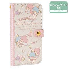 【2014】iPhone 5S/5 Case (¥2,160) ★Little Twin Stars★