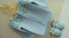 pontinhos meus: para um bebé especial - for a special baby
