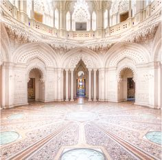 Roman Robroek (aka Casual Urbex) captures beautiful images of this empty castle before it goes up for auction. There's still a chance to save it and preserve its historical beauty though!