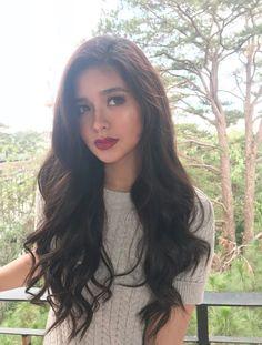 Embedded Filipino Girl, Ideal Girl, Filipina Beauty, Liza Soberano, Pretty Woman, Pretty Girls, Celebs, Celebrities, African Fashion