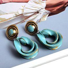 Simple Earrings, Statement Earrings, Women's Earrings, Shape Patterns, Women's Accessories, Diamond Engagement Rings, Jewelery, Dangles, Women Jewelry