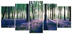 Pyradecor Early Morning Lavender Modern Stretched and Fra... https://www.amazon.com/dp/B019H2BCFI/ref=cm_sw_r_pi_dp_x_Xminyb8NWQQAC