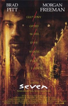 A very tough movie to watch. Emotionally disturbing. Love Brad Pitt though!