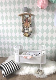 Una habitación infantil encantadora