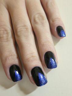 Agora sim, minhas unhas para o Oscar (se um dia eu fosse receber um)   Unhas Inspiradas