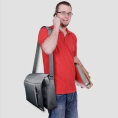 """Promate Kini.mn Стильная легкая сумка для хранения и переноски ноутбуков с диагональю менее 15.6"""" дюймов"""