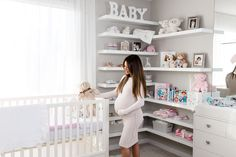 My Baby's Nursery Reveal!!