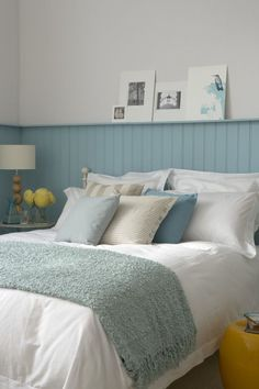 pinterest beach bedroom decorating ideas | Perfect for a beach bedroom.
