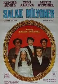 Eski türk filmleri - Salak Milyoner
