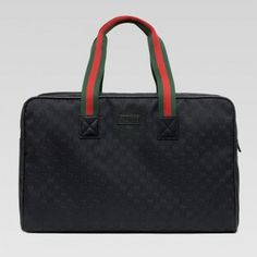 19dcb3998 Gucci 146310 F4f5r 1060 Gro?e Klapp-Carry-On Duffel Gucci Damen Reisen