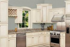 Template for Kitchen Cabinets Design | 10 x 10 layout for kitchen ...