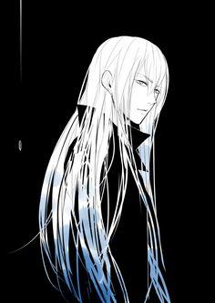 Superbi Squalo | Katekyo Hitman Reborn! | ♤ Anime ♤ solo he is actually so pretty gaahsksklz