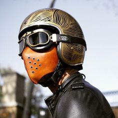 War Boy Mask of the pre-apocalypse