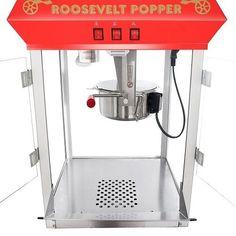 Antique Popcorn  Machine Popper Commercial  Vintage Bar Style Maker NEW #AntiquePopcornMachinePopperCommercial