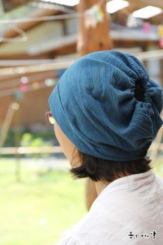 누구나 만들 수 있는 두건 만들기 : 네이버 블로그 Head Accessories, Fashion Portfolio, Head Wraps, Diy And Crafts, Winter Hats, Hair Beauty, Quilts, Sewing, Dresses