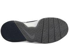 Nike Kids Team Hustle D8 (Big Kid) Boys Shoes Midnight Navy/White/Cool Grey