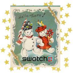 Snow Swatch