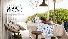 Fresh Summer Feeling by H&M ♥ Свежо лятно усещане от H&M | 79 Ideas