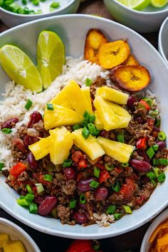 Jamaican Jerk Beef and Bean Chili Caribbean Recipes, Caribbean Food, Jamaican Jerk Seasoning, Scotch Bonnet Pepper, Coconut Rice, No Bean Chili, Fall Recipes, Ground Beef, Stew