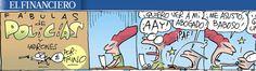 Fábulas de policías y ladrones. 22/06/2015