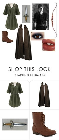 """Peter Pan"" by chelsea-white8 ❤ liked on Polyvore featuring Once Upon a Time, Yves Saint Laurent, Charlotte Tilbury, women's clothing, women, female, woman, misses and juniors"