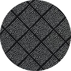 "Cotton and Steel, Black and White 2, Lattice Dots Black  Fabric is sold by the 1/2 Yard. For example, if you would like to purchase 1 Yard, you would enter 2 in the Qty. box at Checkout. Yardage is cut in one continuous piece.  Examples:  1/2 yard = 1 1 yard = 2 1 1/2 yards = 3 2 yards = 4   1/2 Yard Measures 18"" x 44/45""   Fiber Content: 100% Cotton   Hover over image for a larger, better view."