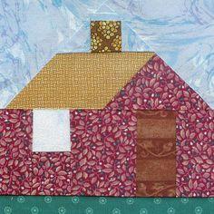 house v1 by Jennifer Ofenstein (sewhooked.com), via Flickr