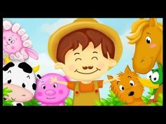 Little Girl Sings Old MacDonald Had a Farm. Hold for the big finish it's worth it! - YouTube