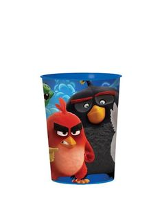 ANGRY BIRDS Candy Favors x16 Party Supplies Birthday Sling Shot